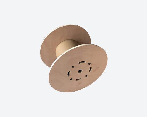 胶合板电缆盘