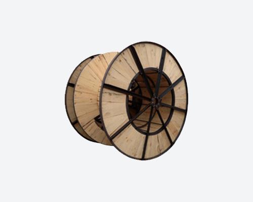 铁木电缆轴盘