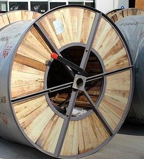 电缆铁木盘
