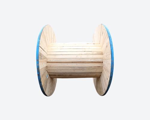 钢丝绳铁木盘
