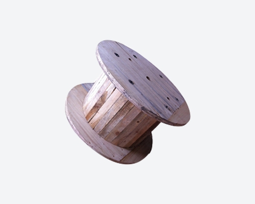全木电缆盘